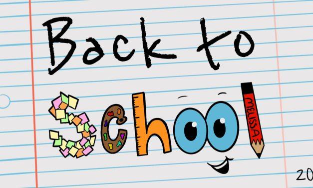 Începutul anului școlar 2019-2020