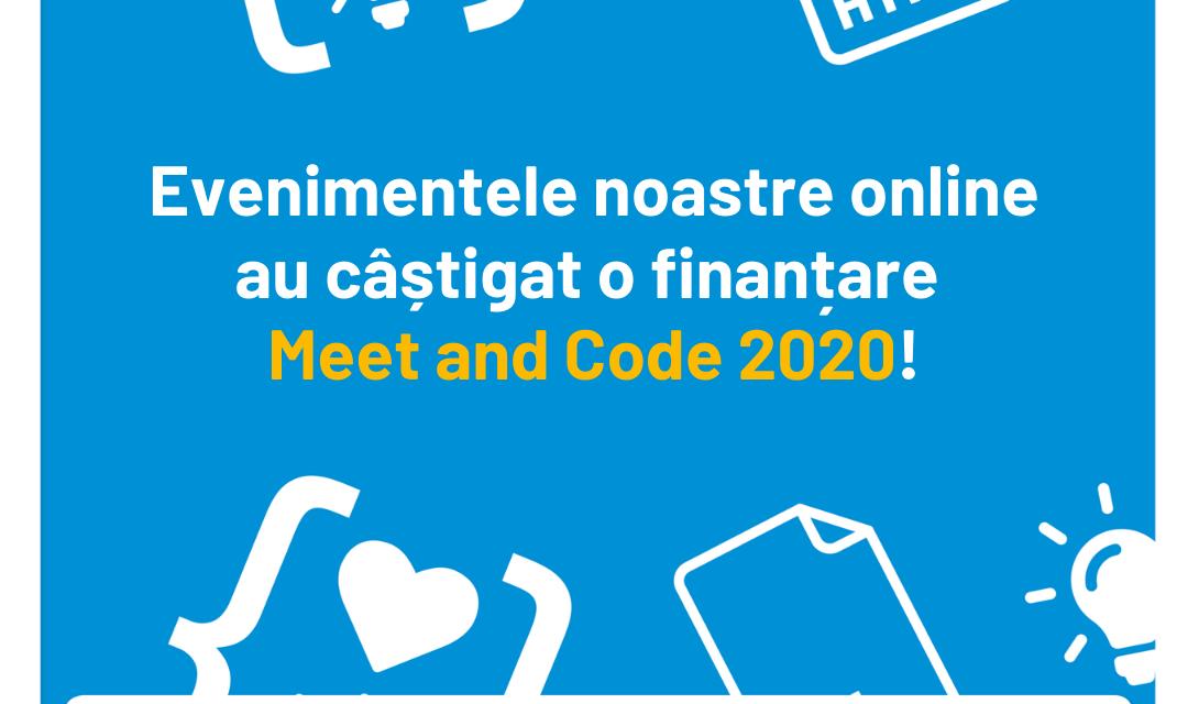 "Meet and Code – ""Povestea RoboCODE cu Arduino"" și ""RoboCODE Meet & 3D Print"""