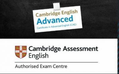 Înscrieri la examenul Cambridge Advanced – C1, computer-based